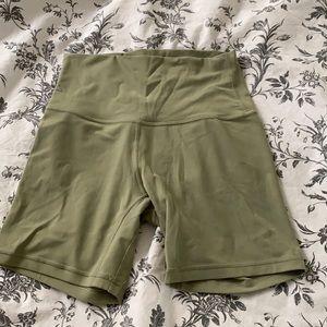 """Lululemon Align Shorts 6"""""""